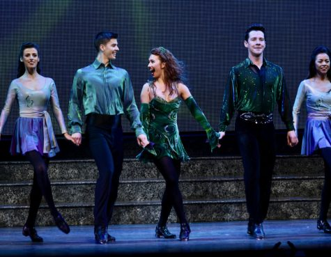 'Riverdance' is 'brilliantly ravishing'