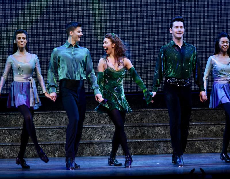 'Riverdance' is 'brilliantly ravishing'