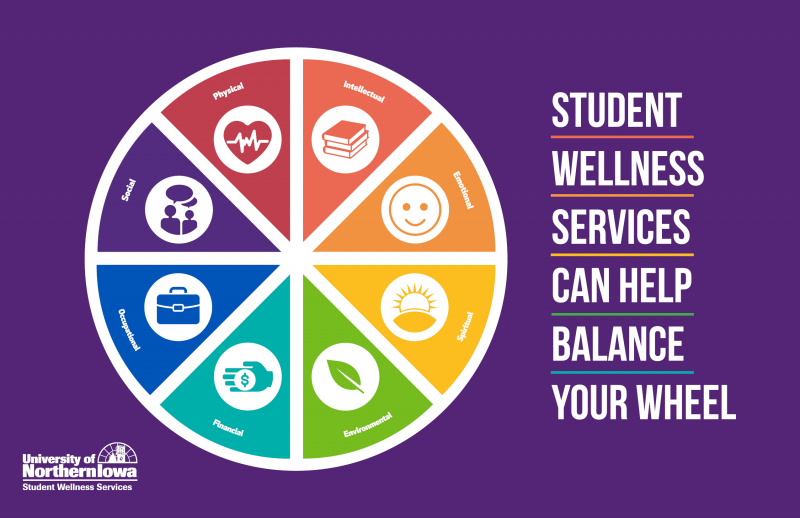 UNI Student Wellness Services offers students advice on how best to stay safe during spring break.