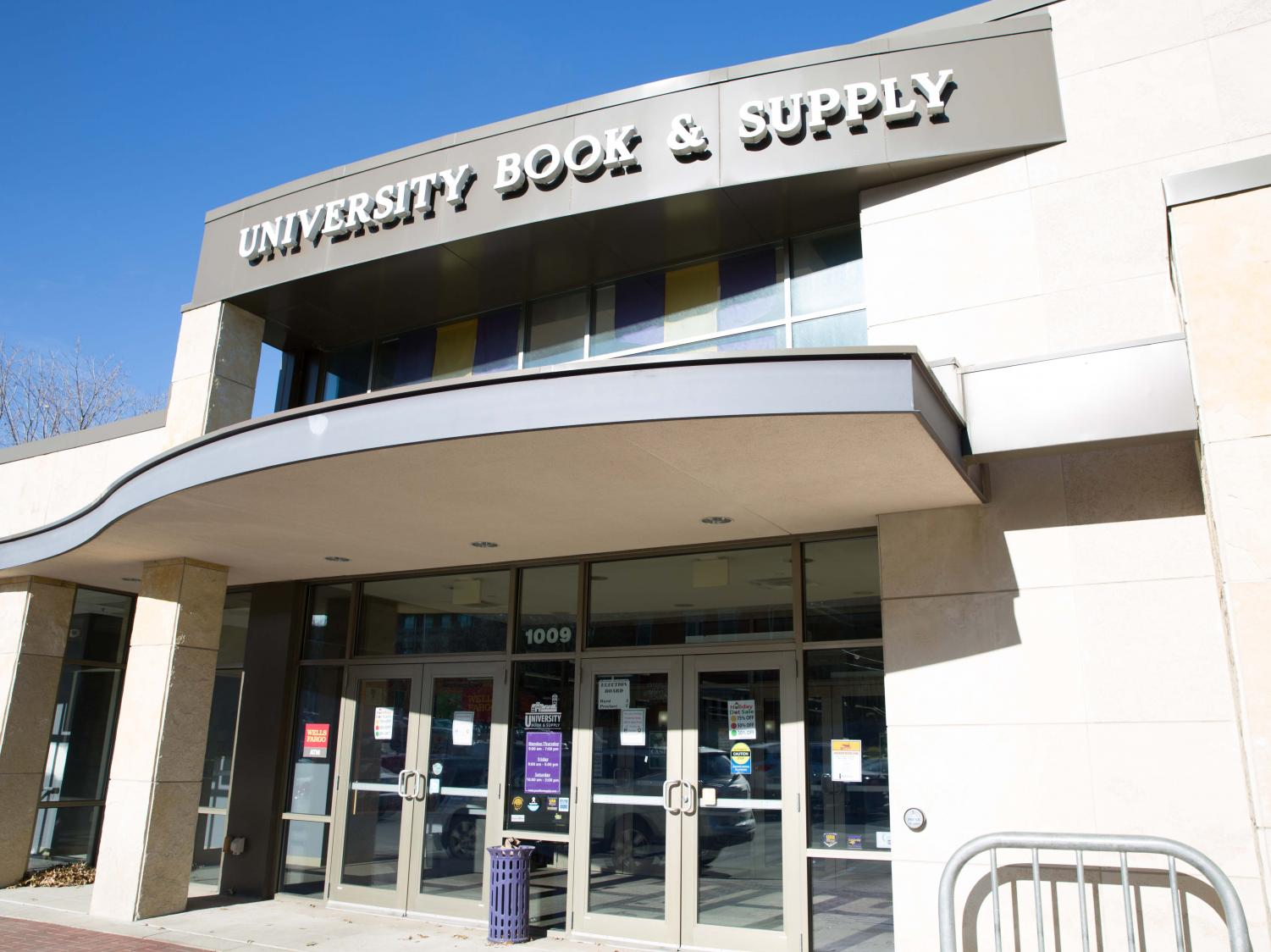 University Book and Supply was acquired by UNI and recently reopened under the new ownership, bringing some new options for students.