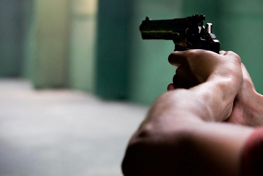 Opinion columnist Albie Nicol argues that male entitlement is connected to the recent uptick in gun violence.