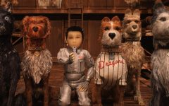 A dazzling dystopian dog film