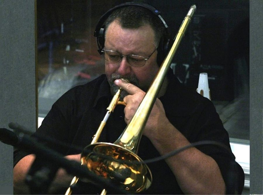The UNI Jazz Band One concert on Friday, April 6, will be held in honor of Jeffrey Tower. Tower is being inducted into the Jazz Hall of Fame.
