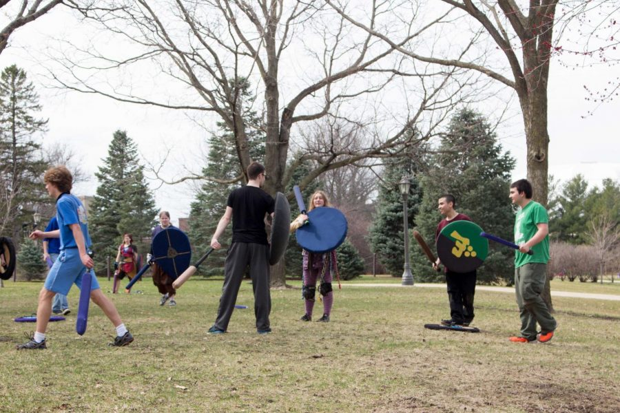 The annual RodCon event will take place on Saturday, April 7 from 10 a.m. to 4 p.m. There will be various events including sword fighting.