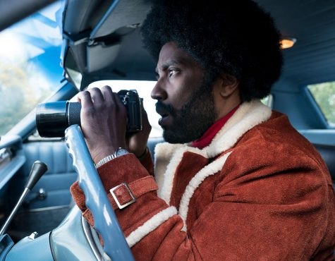 Lee makes comeback with 'BlacKkKlansman'