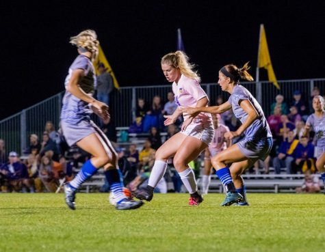 UNI women's soccer drops three of last four