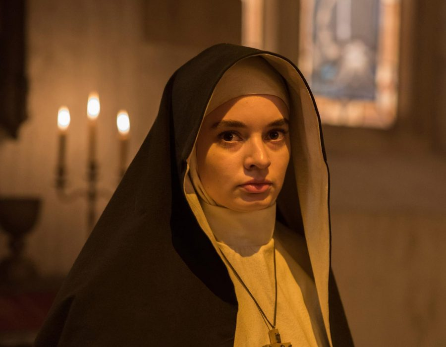 'The Nun' is an unholy abomination