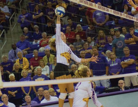 Volleyball dominates at Ball State Tourney