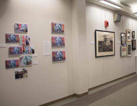 Exhibit explores human rights and social issues