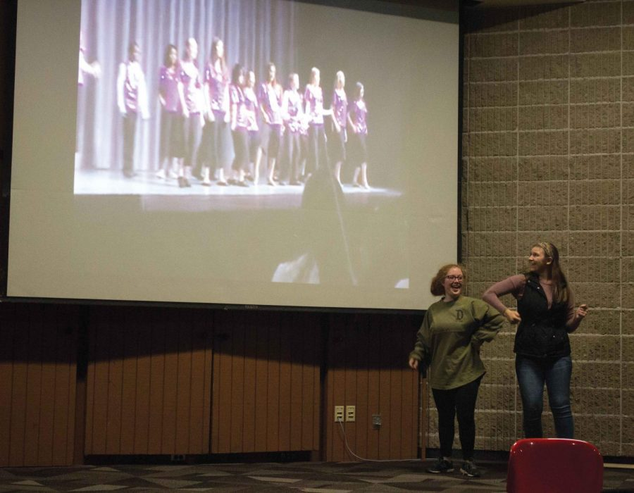 Students tell all at UNISTA event