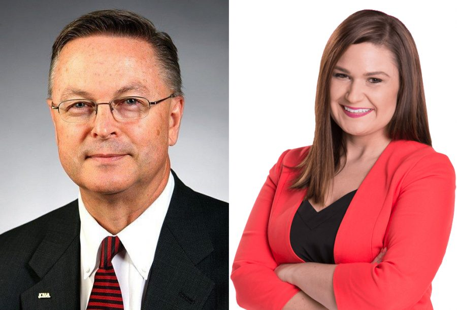 Democrat+Abby+Finkenauer+and+Republican+Rod+Blum+are+debating+twice+before+the+November+6th+election.