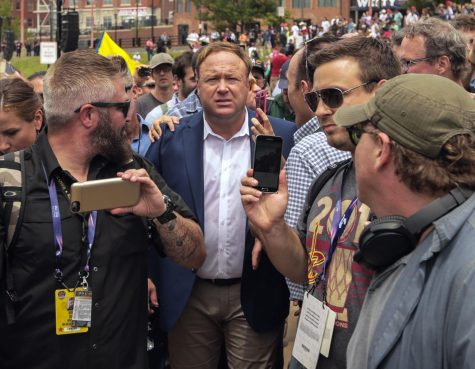 Alex Jones ban a good thing