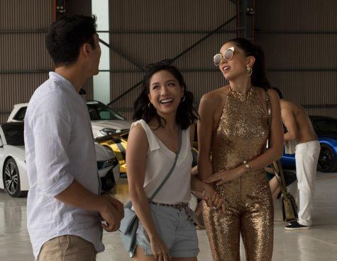 'Crazy Rich Asians' lacks originality
