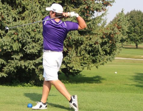 Panther men tee off at Valpo