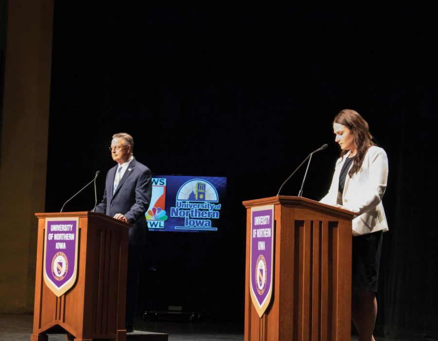 On Friday, Oct. 5, GBPAC houses the first congressional district debate between current representative Rod Blum and challenger Abby Finkenauer.