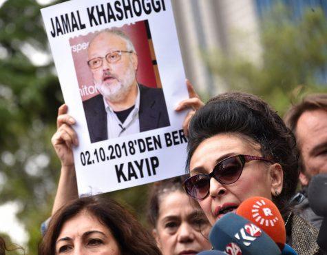 The disappearance of Khashoggi