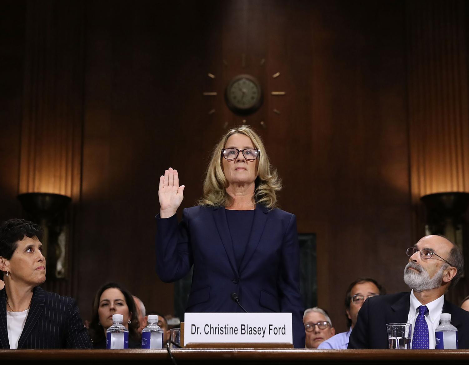 Opinion columnist Jack Ave discusses the recent hearing of Christine Blasey Ford, who allegated that SCOTUS nominee Brett Kavanaugh sexually assaulted her in the summer of 1982.