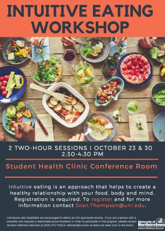 Health Clinic to host Intuitive Eating Workshop