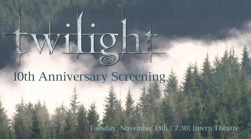 'Twilight' to be screened for saga's 10th anniversary
