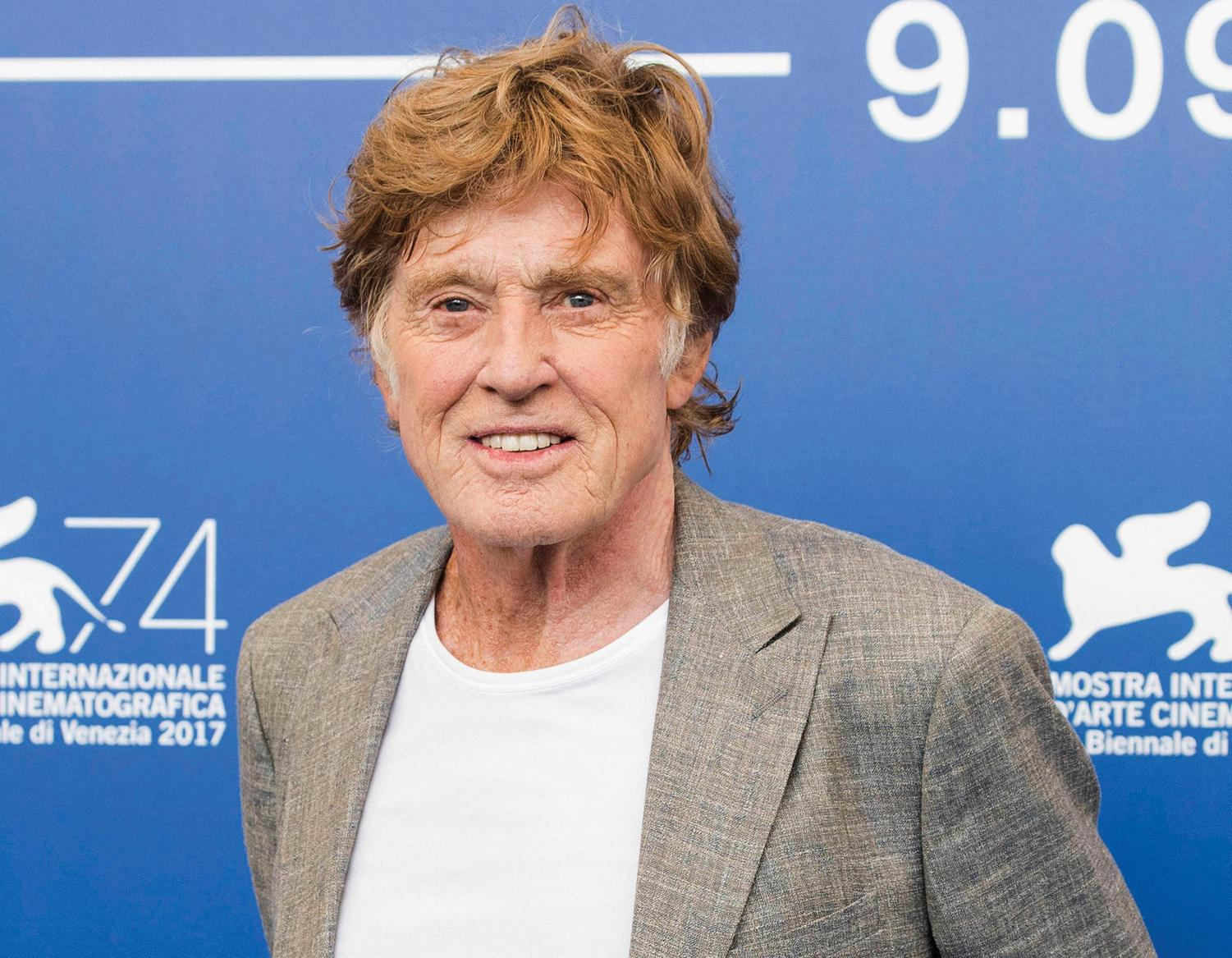 Robert Redford stars in