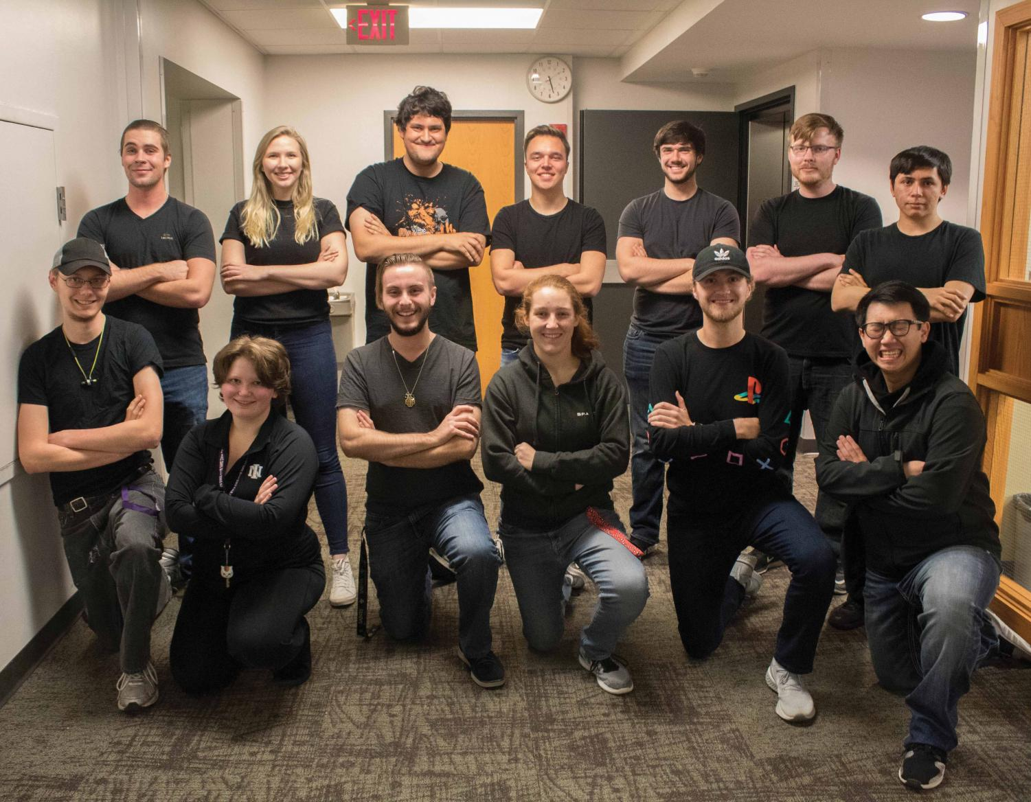 Panther eSports is UNI's competitive gaming student organization, and the growing organization is hoping to expand in dorms and in UNI athletics.