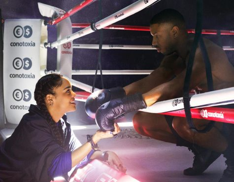 Michael B. Jordan, Tessa Thompson and Sylvester Stallone star in