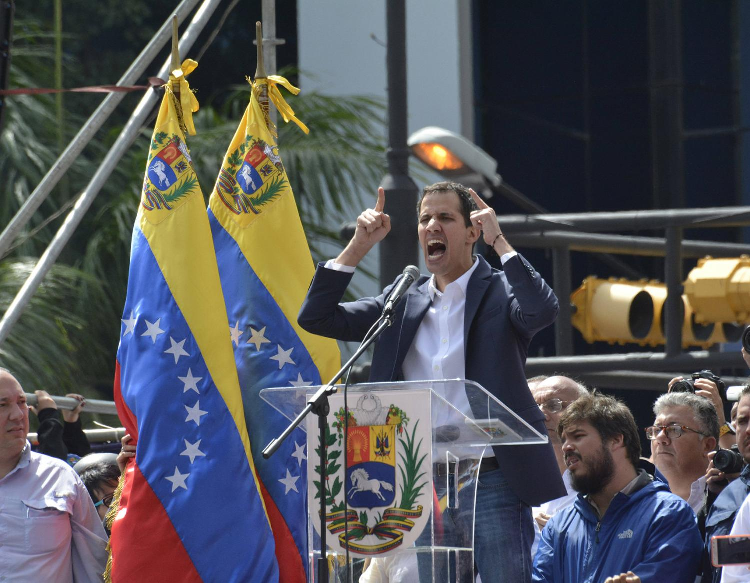 Opinion Columnist Colin Horning discusses the swearing-in of the new interim president of Venezuela, Juan Guaidó, and the socialist regime which led to the country's ultimate economic downfall.