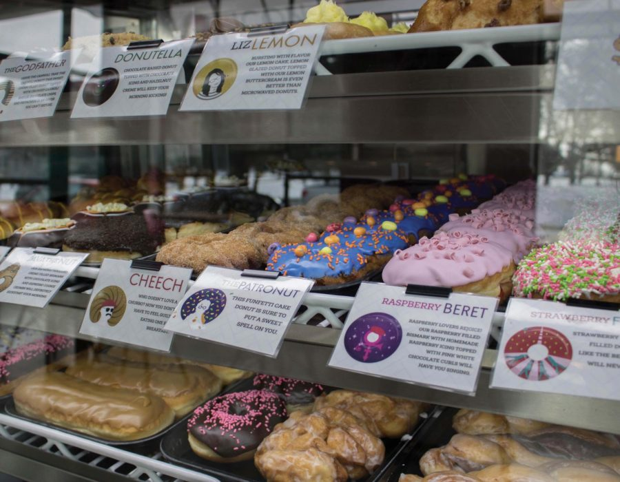 Icon Donuts & Sweetery opens on Hill