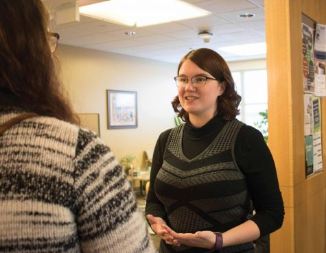 UNI Counseling Center offers cocoa, conversation