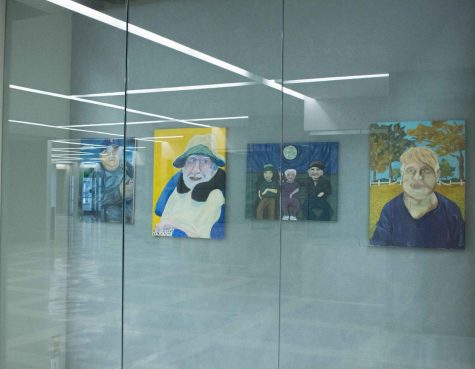 Exhibit shines light on the invisible