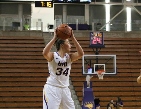 Panthers travel to Terre Haute, cut down trees