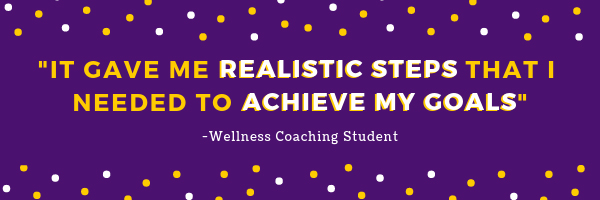 Student Wellness Services Graduate Assistant Beth Chaney pens a guest column about the new service they are offering, Wellness Coaching. Wellness Coaching focuses on the eight dimensions of well-being and helps students use their strengths to their advantage.
