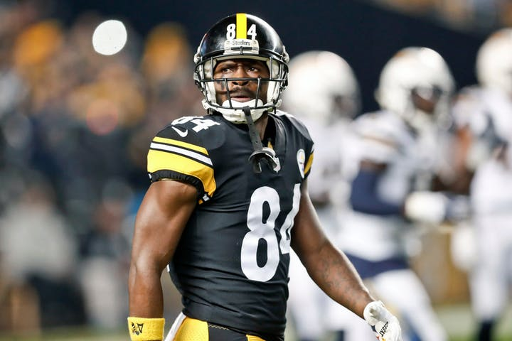 Steelers+fans%2C+say+goodbye+to+Antonio+Brown