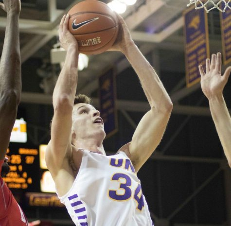 Panthers drop two conference contests