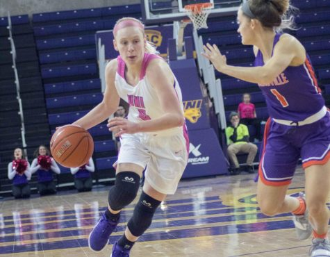 Panthers top MVC foes Sycamores, Purple Aces