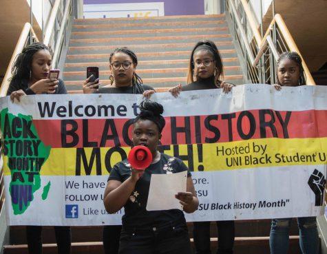 BSU kicks off Black History Month