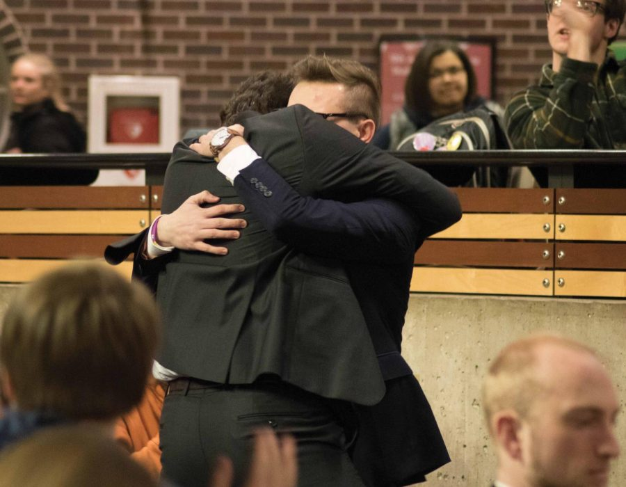 Levang and Stites win NISG election