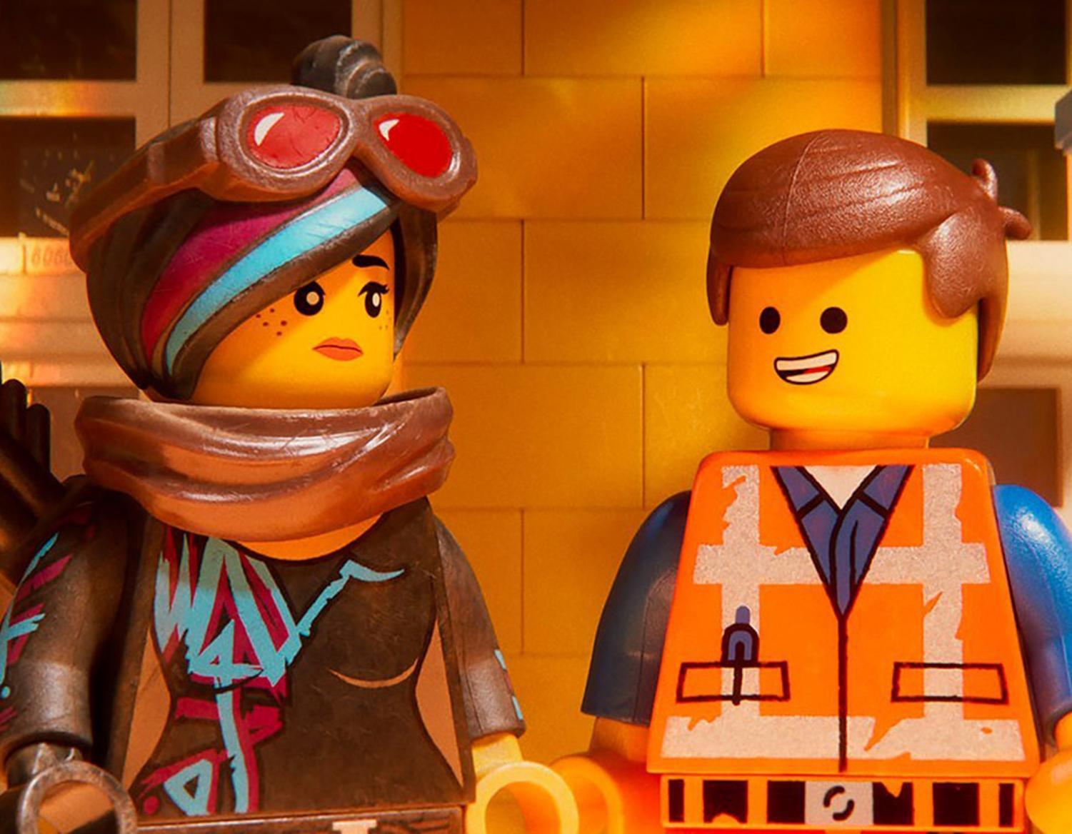 Directed by Mike Mitchell and written by Phil Lord and Christopher Miller,