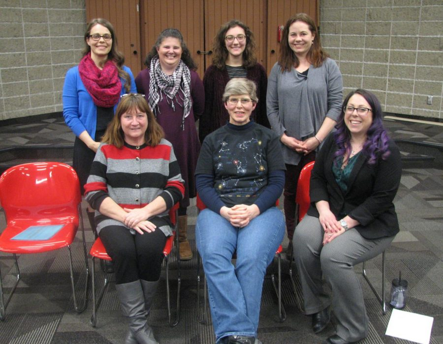 On+Tuesday%2C+Feb.+26%2C+a+panel+discussion+was+held+in+the+Communication+Arts+Building+to+discuss+the+challenges+faced+by+women+in+male-dominated+fields.