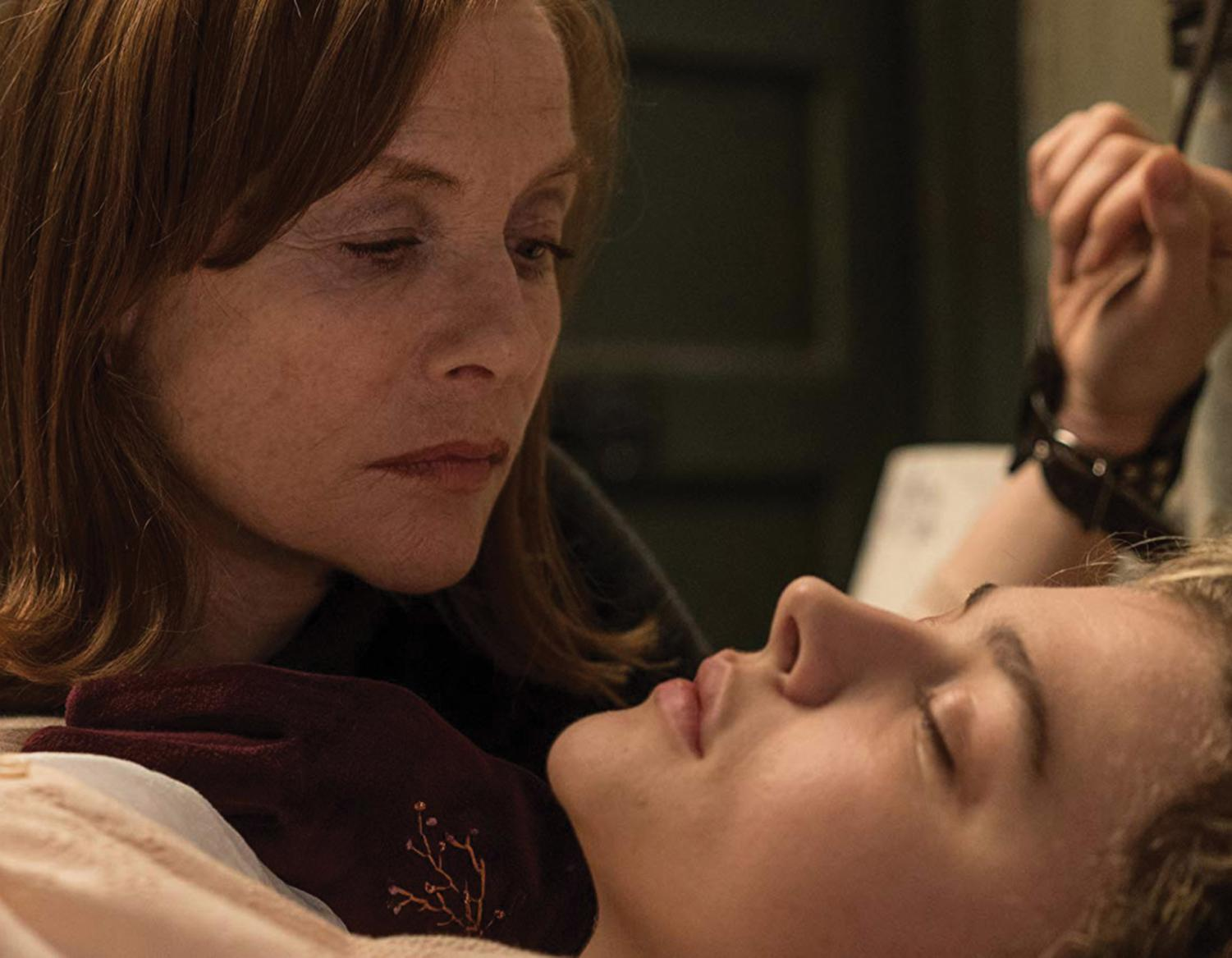 Isabelle Huppert and Chloe Grace Moretz star in 'Greta,' a drama thriller directed by Neil Jordan. The film received a 54-percent Rotten Tomatoes rating.