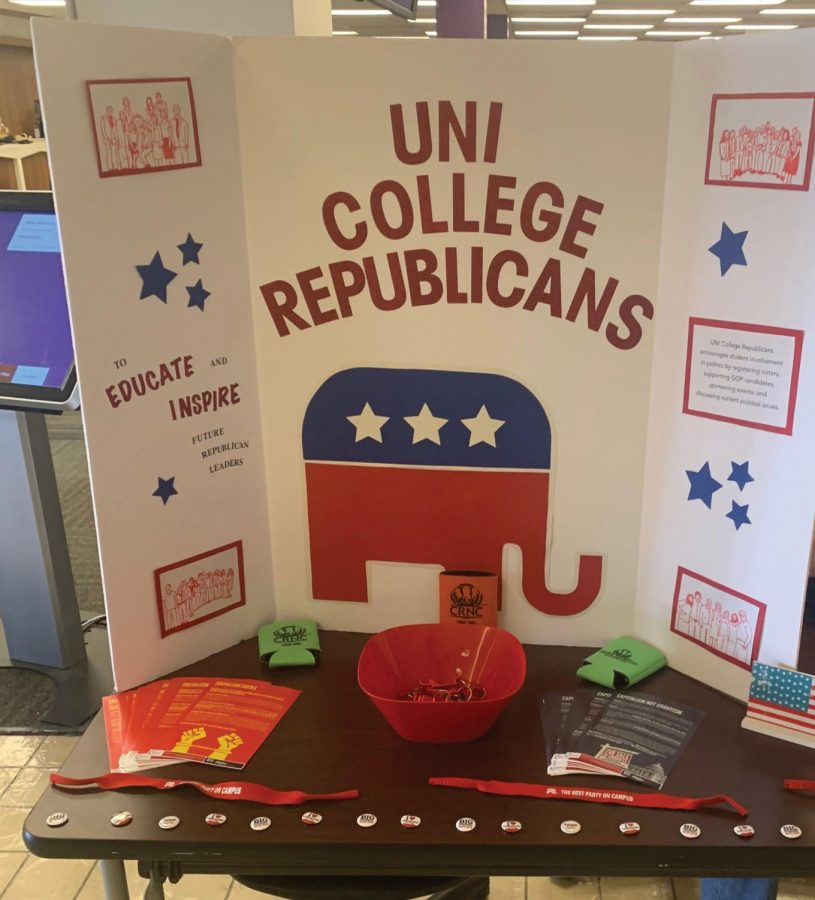 College Republicans revived at UNI