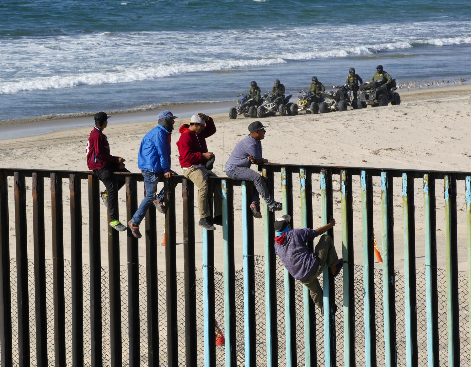 Opinion columnist Colin Horning discusses previous initiative by Democrats for border security, and the decline of that support during the Trump Administration.