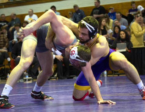 Wrestling competes at Big 12 Championships