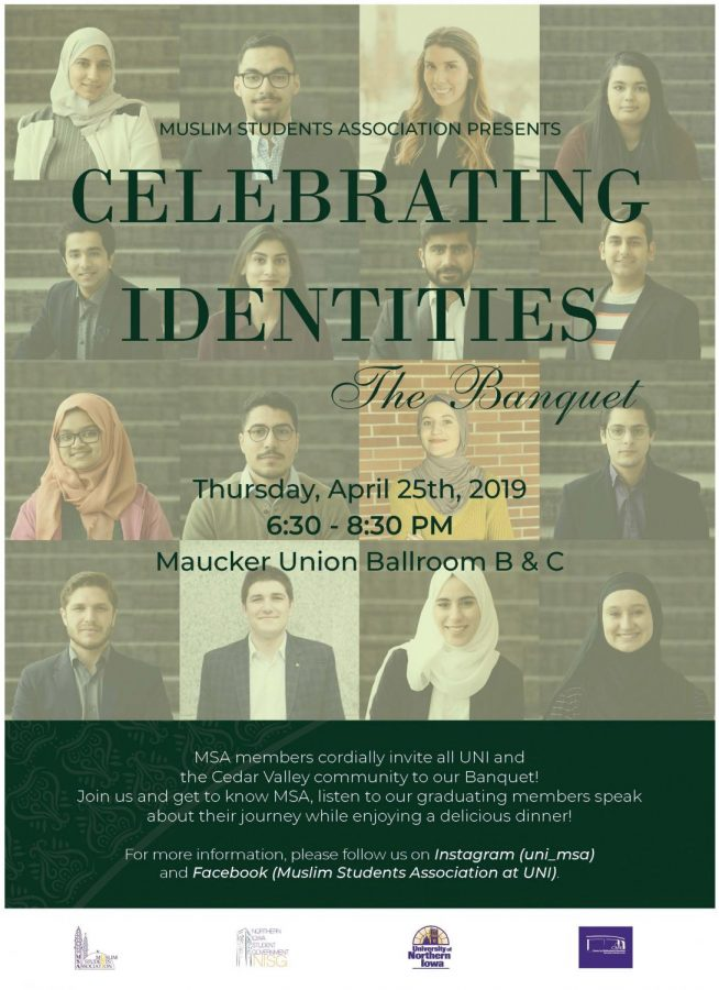 MSA to 'Celebrate Identities' at banquet