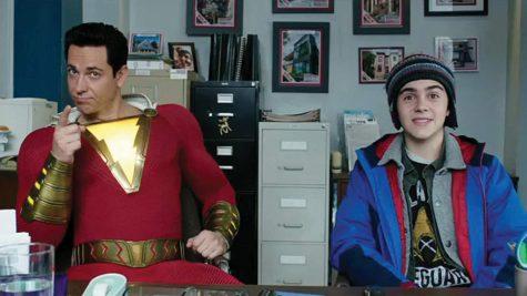 New DC film 'Shazam!' fizzles out