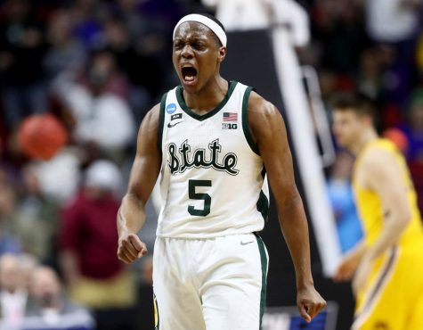 This is the Final Four, MSU Spartans win it all