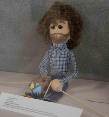 Panther Portrait: Young Puppeteers Showcase