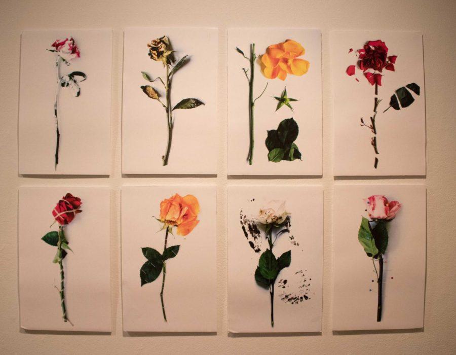 Student work showcased in annual exhibit