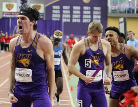 Men's and women's track squads place third
