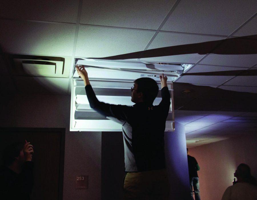SGE installs LED bulbs for Latham